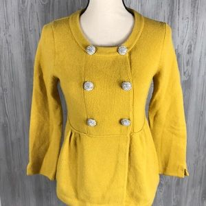 J Crew Collection S sweater
